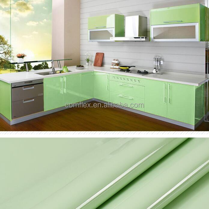 Papel para paredes de cocina awesome hanmeroureg for Pegatinas para muebles
