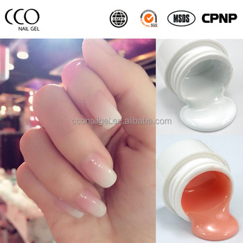 Hot Sale High Quality 4d Color Nail Extension Mold Easy Soak Off Uv Builder Gel
