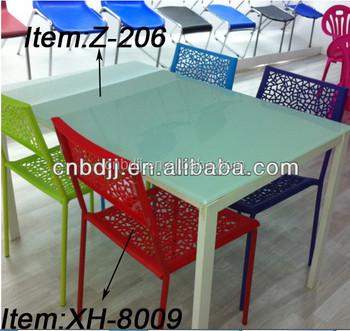 Klassieke eetkamer sets eettafel thuis meubilair moderne glazen tafel buy product on - Moderne eetkamer set ...