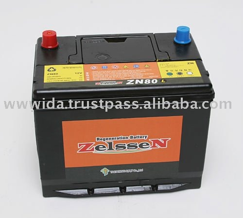 200Ah Recycle car battery, reconditioning battery, Regeneration Automobile Recycling Battery
