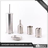 High Quality Stainless Steel Bath Set bathroom accessories