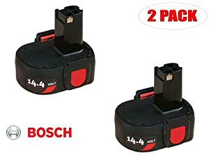 Skil 144BAT Replacement Pod Style 14.4V 1.2Ah Battery # 2607335512 (2 PACK)