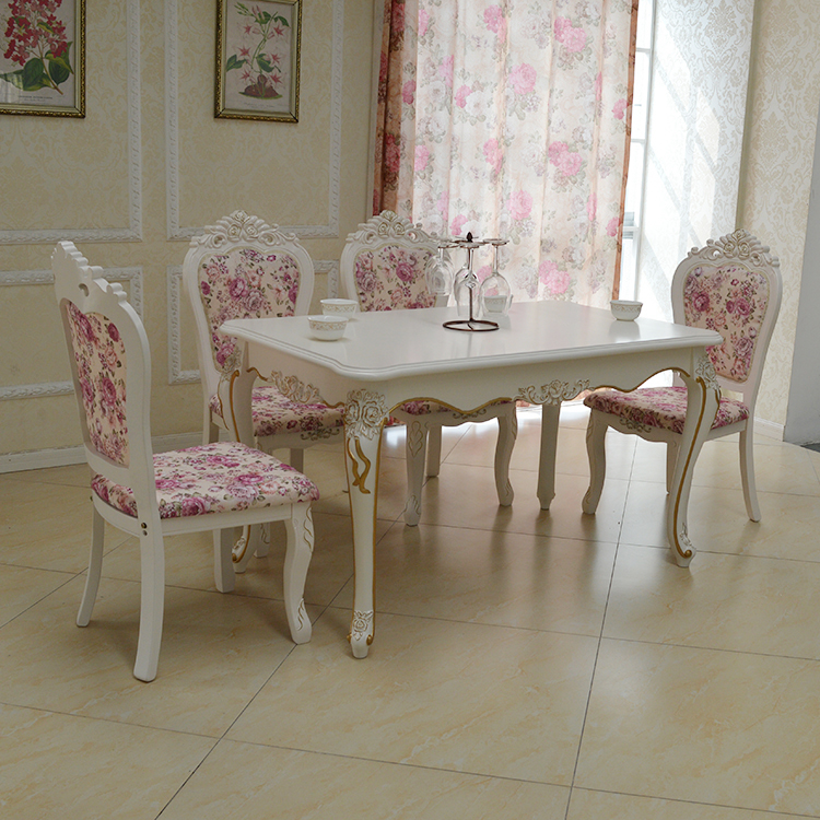A1501 Europe Royal Rectangle Dining