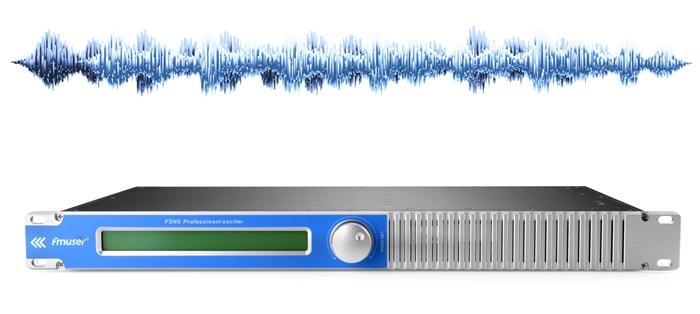 FMUSER FMT5.0-150H 100W 150W FM Transmitter Kit FM Broadcast Transmitter+DP100 FM Dipole Antenna+30m Cable For Radio Station