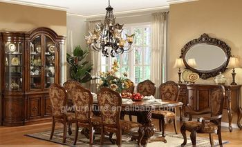 Value City Furniture Dining Room - Buy Value City Furniture Dining Room,Red  And Black Wood Dining Sets,Wooden European Style Dining Room Set Product ...