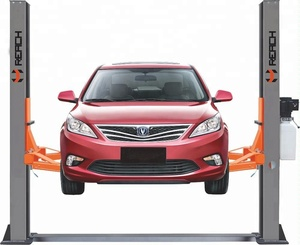 Auto Shops Used Hydraulic 2 Post Car Lift With Cheap Price