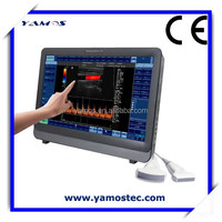 3D Color Doppler Ultrasound Machine with 22 Inch Color LED Touch Screen