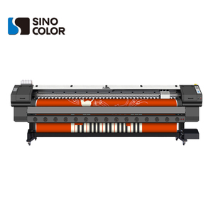 Best selling sky color eco solvent printer with good after-sales service