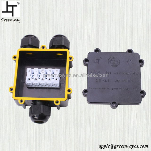 Large Plastic Underground Waterproof Electrical Connect Junction Boxes IP68 & underground box-Source quality underground box from Global ... Aboutintivar.Com