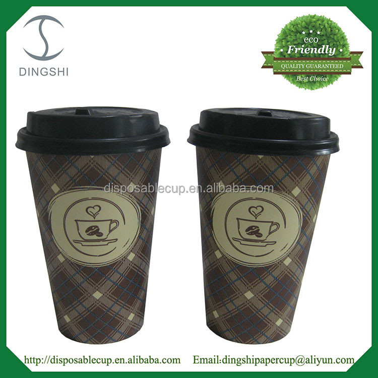 Perfectouch Wholesale Hot Disposable Paper Coffee Cups