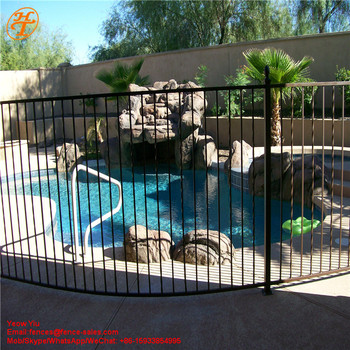 Easily Assembly Security Protection Portable Galvanized Steel Pool