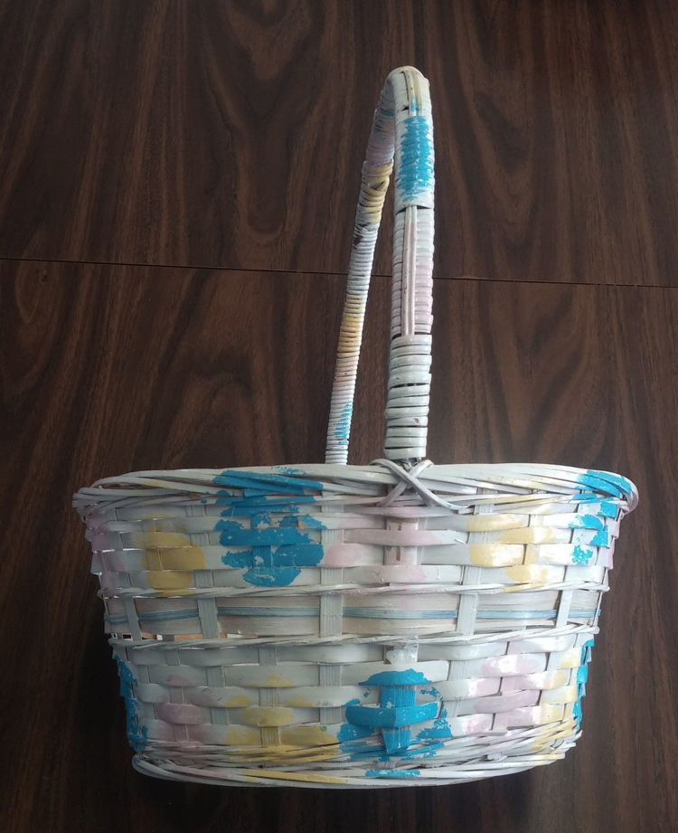 Diseño creativo cesta de bambú para el hogar y jardín-Cestas de ...