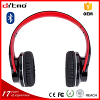 2016 high quality youth pc bluetooth wireless headset with RoHs