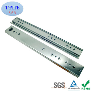 53 mm heavy duty ball bearing drawer slider ,drawer runner