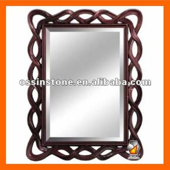 Pu Art Deco Wall Mirror Frame - Buy Art Deco Mirror Frame,Art Deco ...