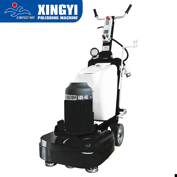 concrete floor grinder marble granite polishing machine