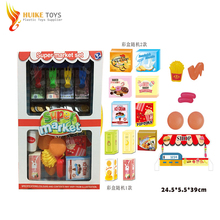 Toys 2018 Supermarket Play Set Cashier Ice Cream Shop Toy Set
