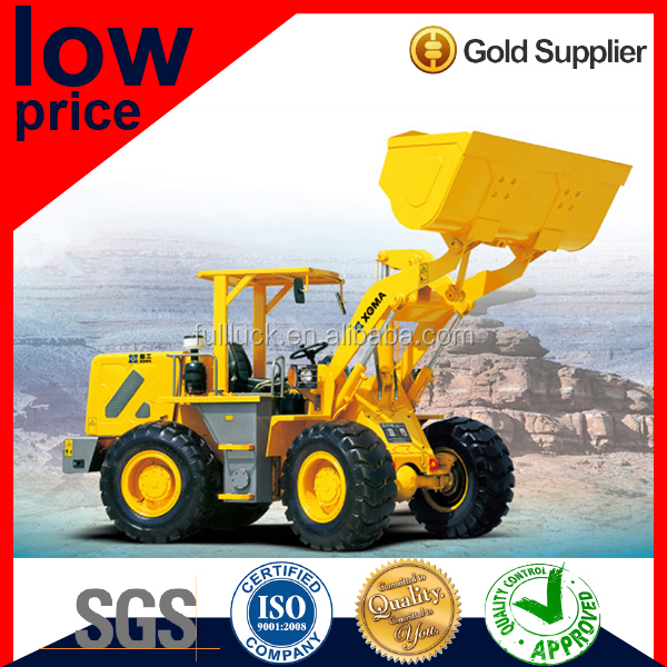 High Quality Open Type Wheel Loader