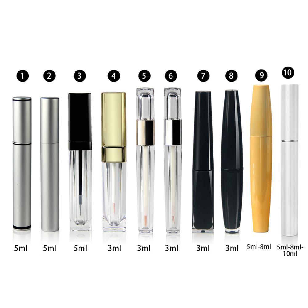 Oem Eyelash Eyebrow Growth Serum Design Tube Enhancer..
