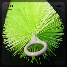OEM Provider Factory Price Hgh Quality Green Filter Brush For Koi Pond & Fish Farm