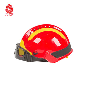 Factory price Safety Fire Fighter Helmet