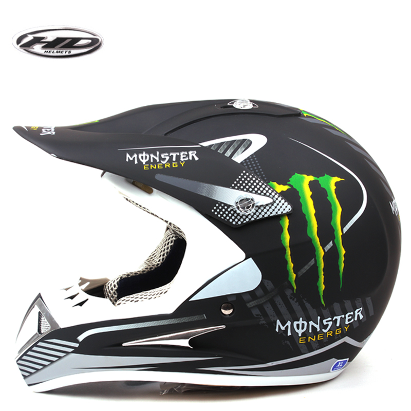 HD-802 HD ECE approved cross helmet/off road motor helmet