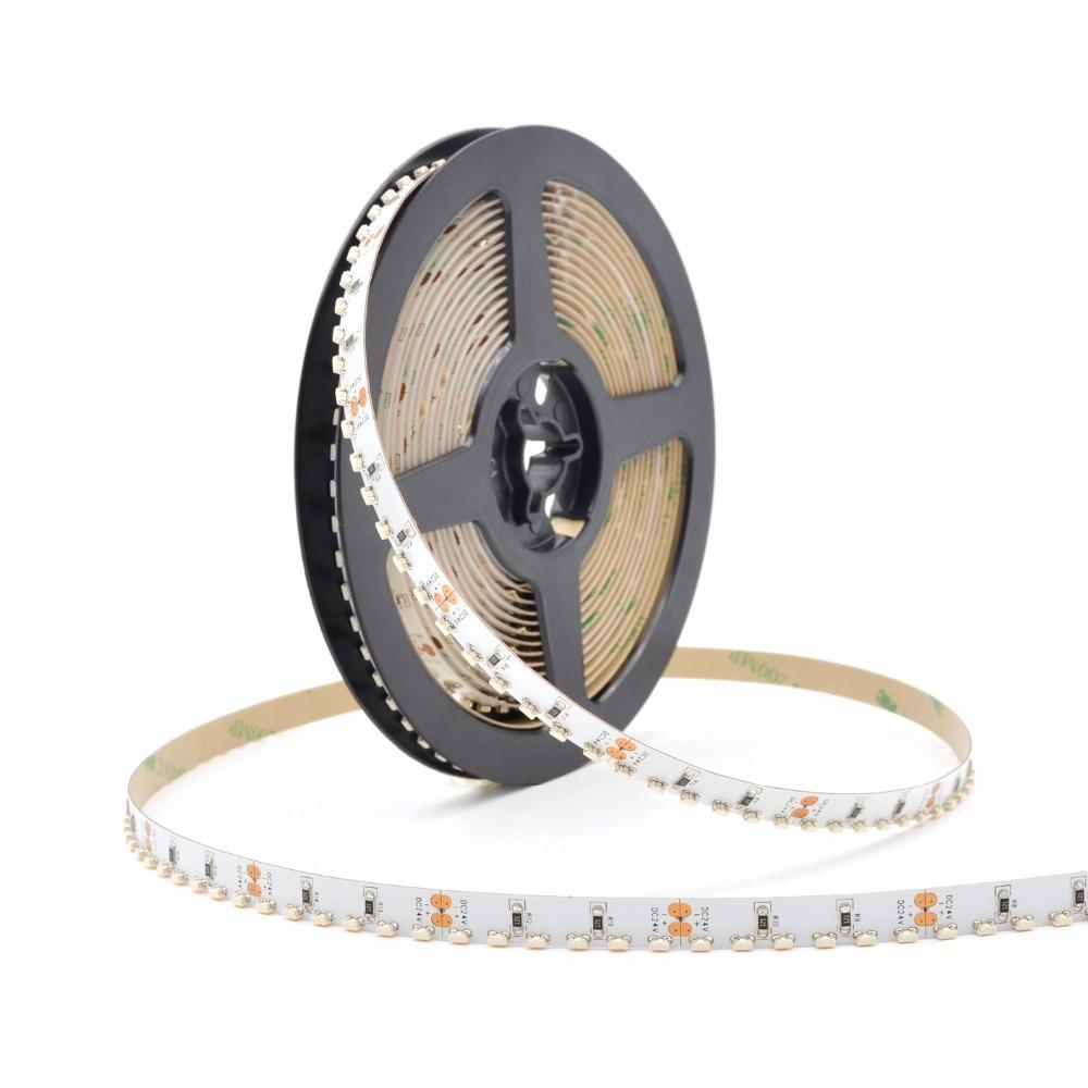 Side emitting review light 60led 24v 6000-6500k white led strip 3014, 12v 120led 2800-3200k warm white smd 3014 tape lighting