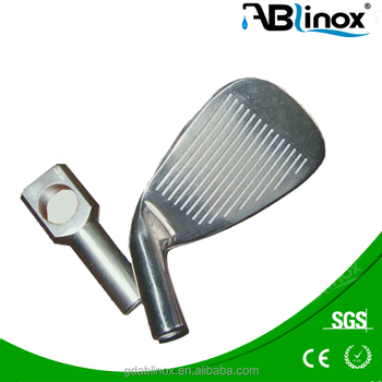 Custom high quality cast forged iron golf club heads
