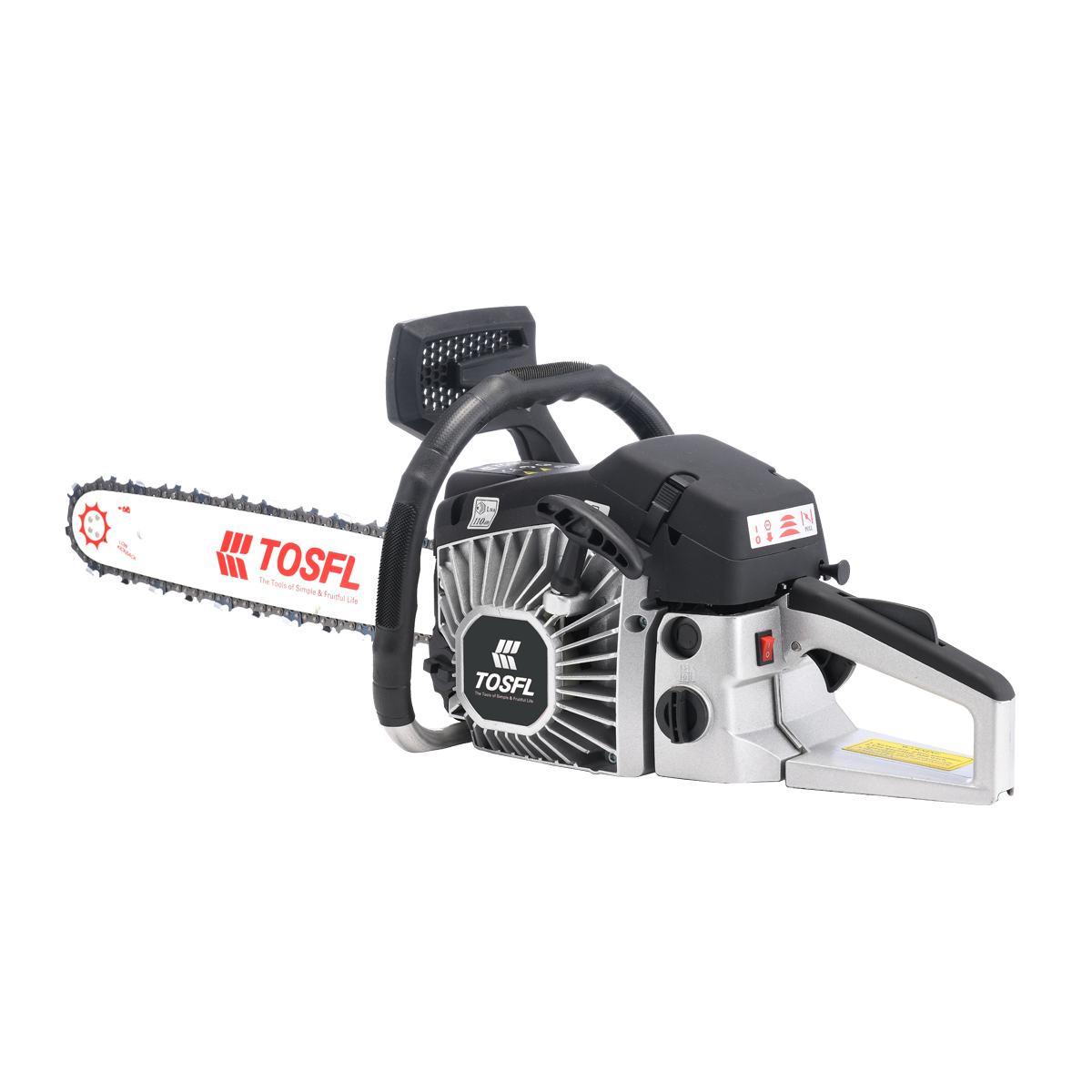 New Design March Expo 45cc 52cc 58cc chainsaw 4500 5200 5800 gasoline cheap  chain saw