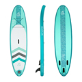 Fissot all round inflatable SUP stand up paddle board with carbon paddle