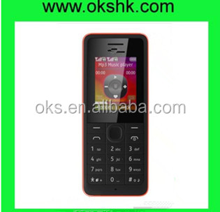 Competitive price mobile phone 107 TFT, 65K colors mobile phone