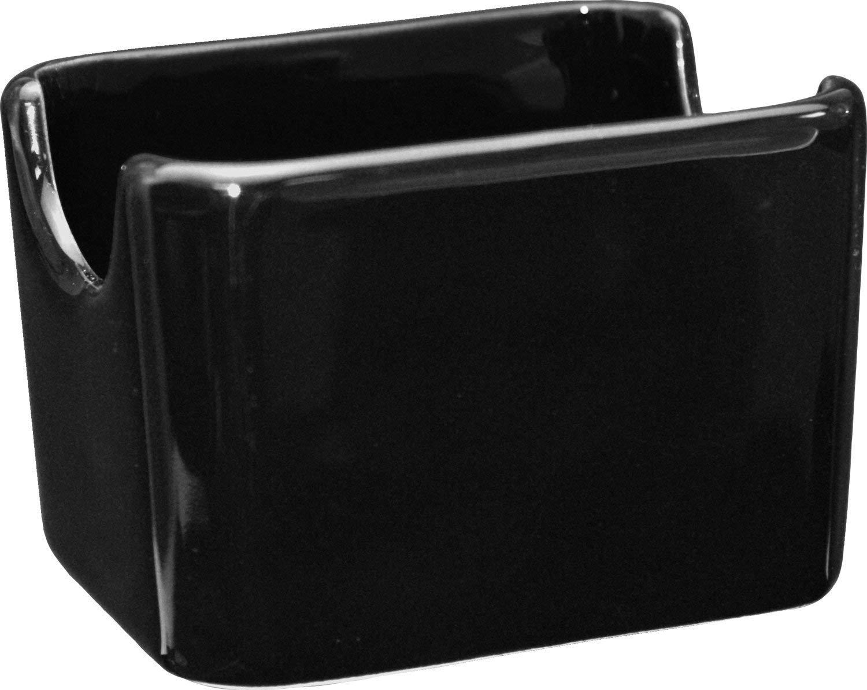 ITI CH225-05 Sugar Packet Holder, Black, 36-Piece