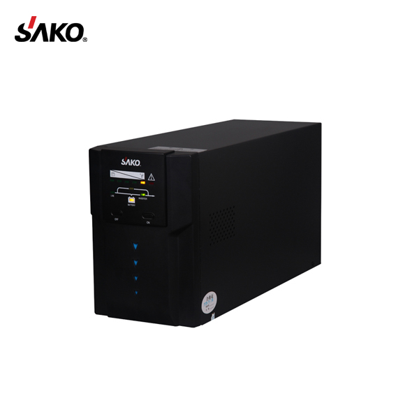 6kva high Frequency Line Interactive UPS