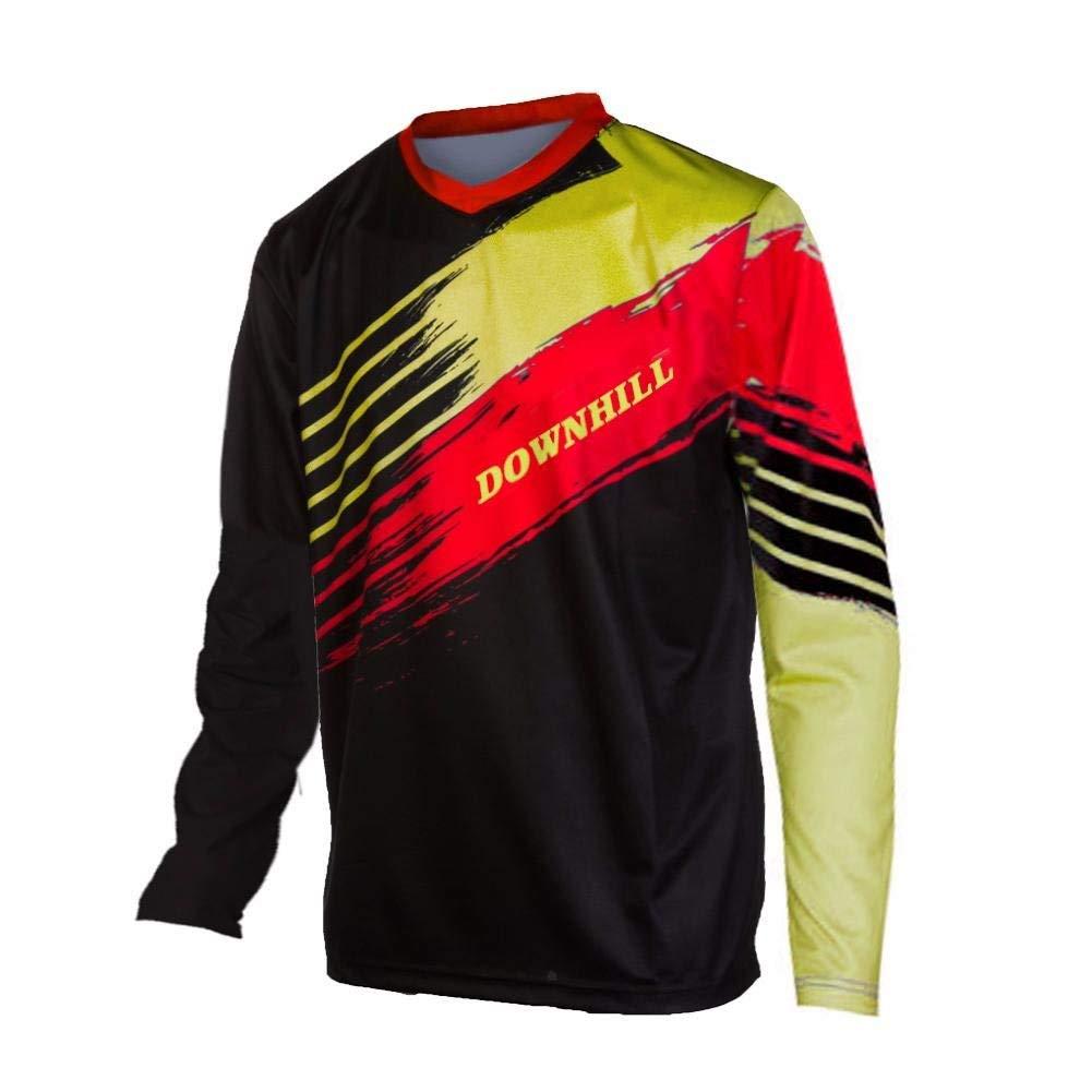 Get Quotations · Uglyfrog 09 Designs Downhill Jersey MTB Jersey Mens Bike  Wear Short Sleeve Tops Rage Cycling  108e3e137