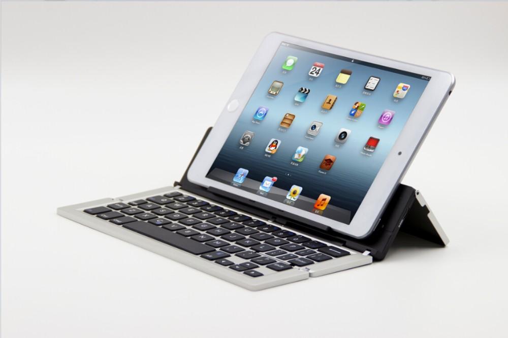 BÀN PHÍM BLUETOOTH CHO ĐIỆN THOẠI, Máy Tính Bảng và thiết bị khác (Folding Keyboard)