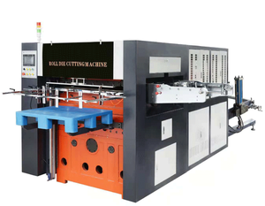Mingrui MR-950 Full automatic plc control roll die cutting machine with high configuration