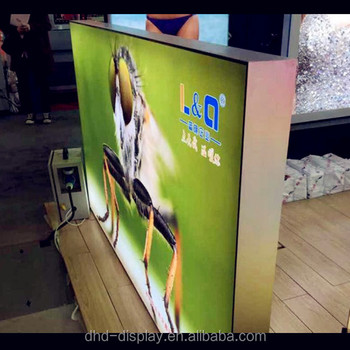 2017 Most Por Malaysia Led Light Box Snap Frame With Best Quality And Low Price