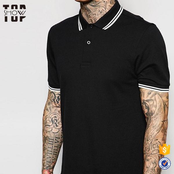 106d33d47df9 China 100% Cotton Custom Men Polo Shirt