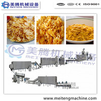Stainless steel stable performance corn fingers snacks food machine