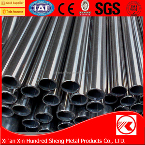 Ultra-low-carbon Austenitic Stainless Steel Pipe/acero inoxidable tube 5mm