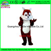 2m High Quality of Mascot Costume Cartoon Adult Squirrel Mascot Costume For Archery Equipment