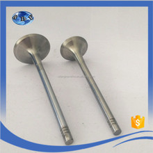 Auto spare parts intake and exhaust engine valve