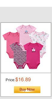 7d97256d0 3 Pieces lot Fantasia Carter Baby Bodysuit Infant Jumpsuit Bebe ...