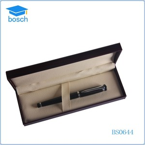High-end wholesale cheap set writing well pen gift set that write on black paper