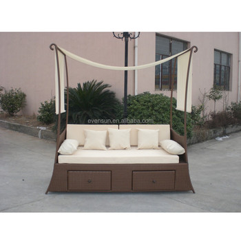 Unique patio rattan furniture sale for sofa with canpoy for Unique sofas for sale
