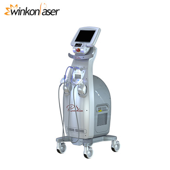 Winkonlaser CE approval 16mhz each cartridge frequency ultrasound slimming hifu machine