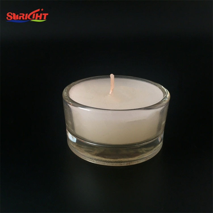 Unique Europe Market Promotional Home Decorated Tea Light Candle