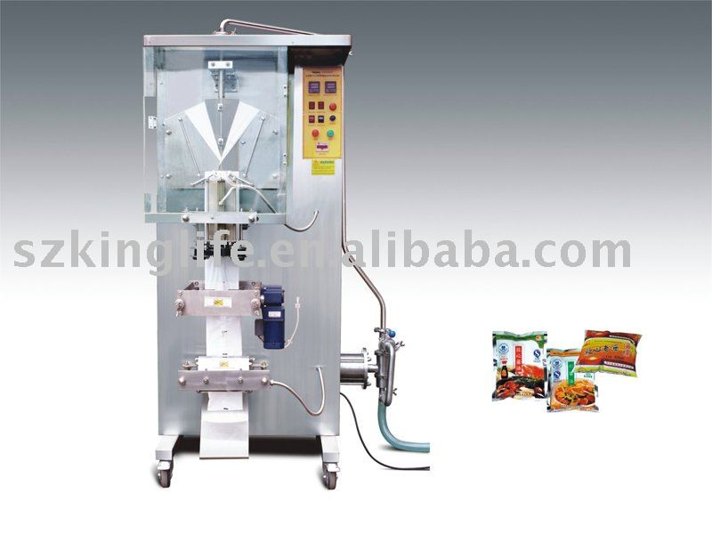 plastic bag water packaging machine