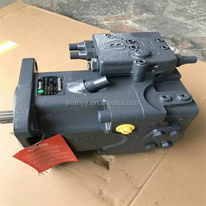 A11VLO Series Rexroth A11VLO190 A11VLO95 A11VLO260 Hydraulic Piston Pump For Excavator