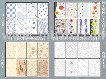 Glazed Wall Tiles 8x12